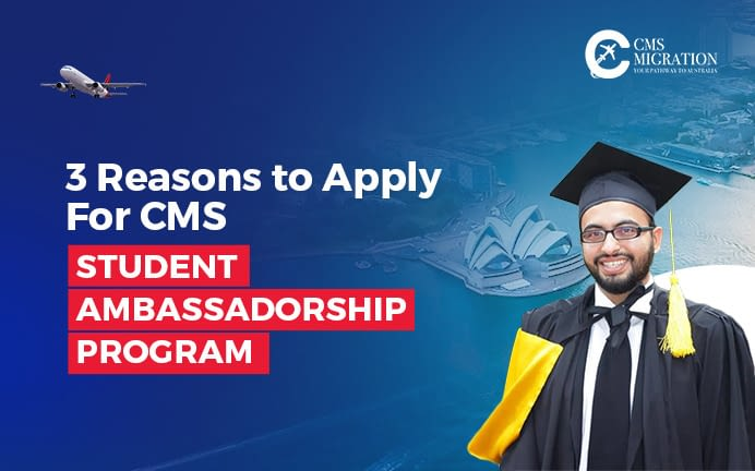 3 Reasons To Apply For CMS Migration Student Ambassadorship Program (CSAP)